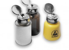 ESD Solvent Containers
